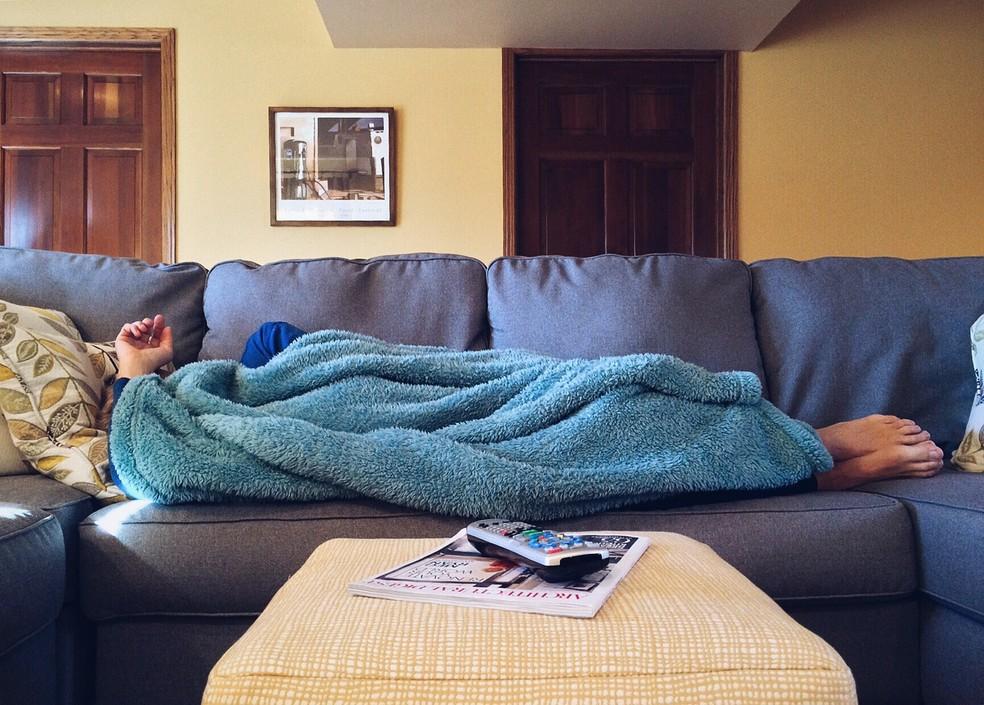Preguiça: obstáculo para se exercitar pode estar no cérebro, diz estudo — Foto: Pixabay