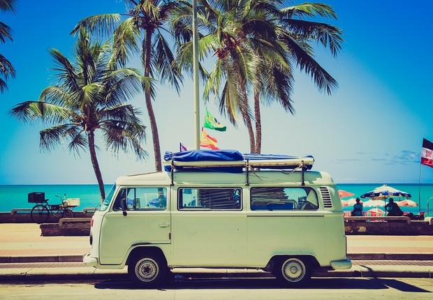 Viagem (Foto: Pixabay)