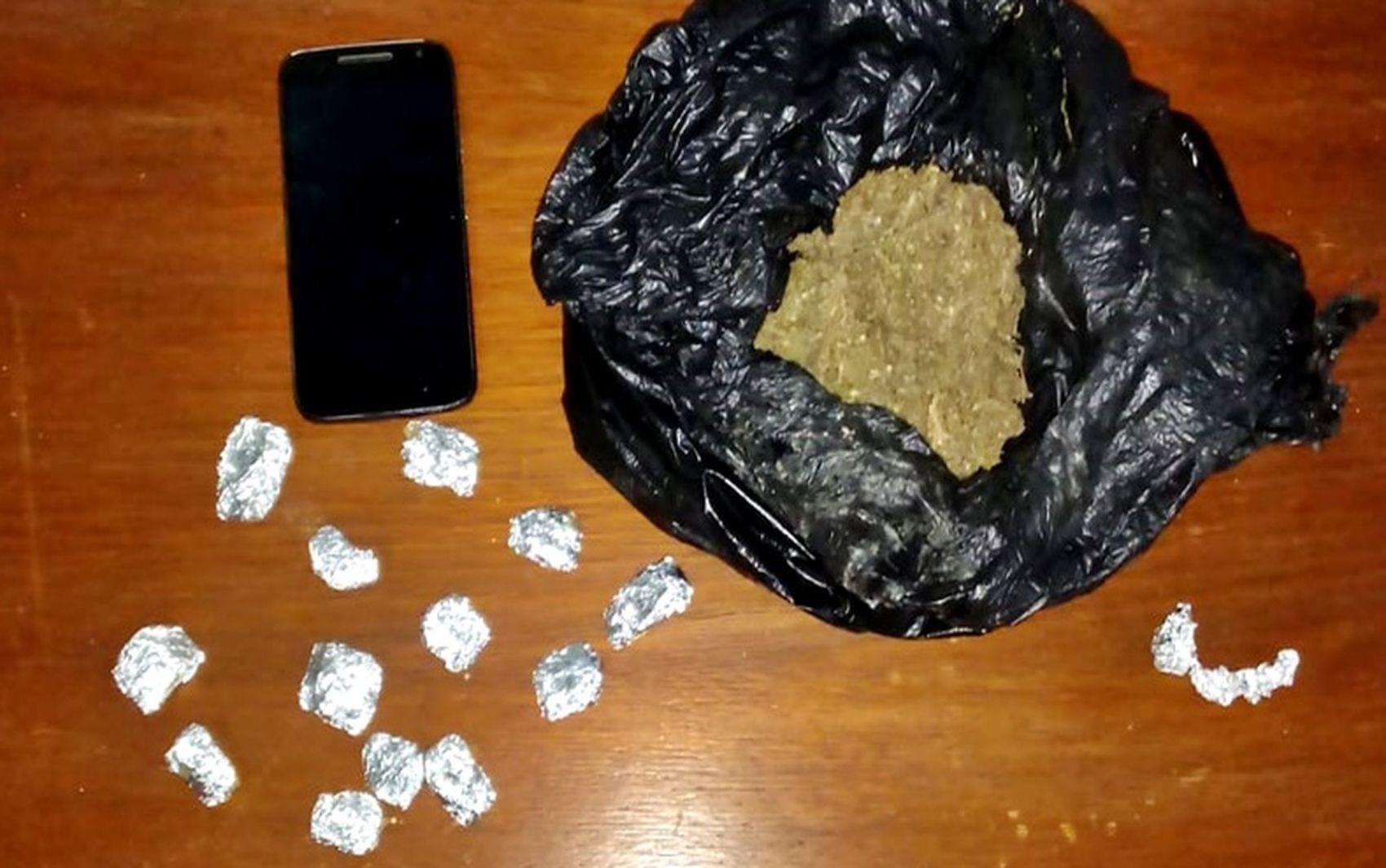 Homem é preso com drogas na Zona Rural de Lagarto - Notícias - Plantão Diário