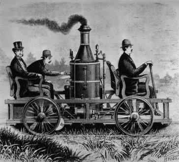 Carro a vapor