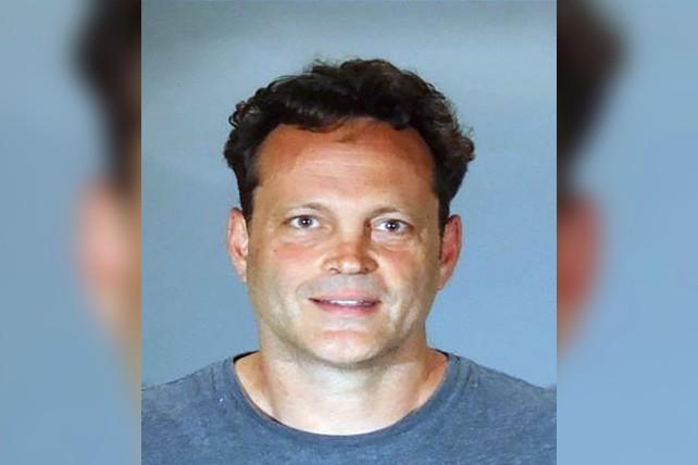 Vince Vaughn pode passar 1 ano atrás das grades (Foto: Manhattan Beach Police Department)