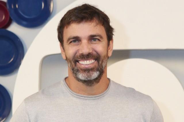 Marcelo Faria (Foto: Reginaldo Teixeira/TV Globo)