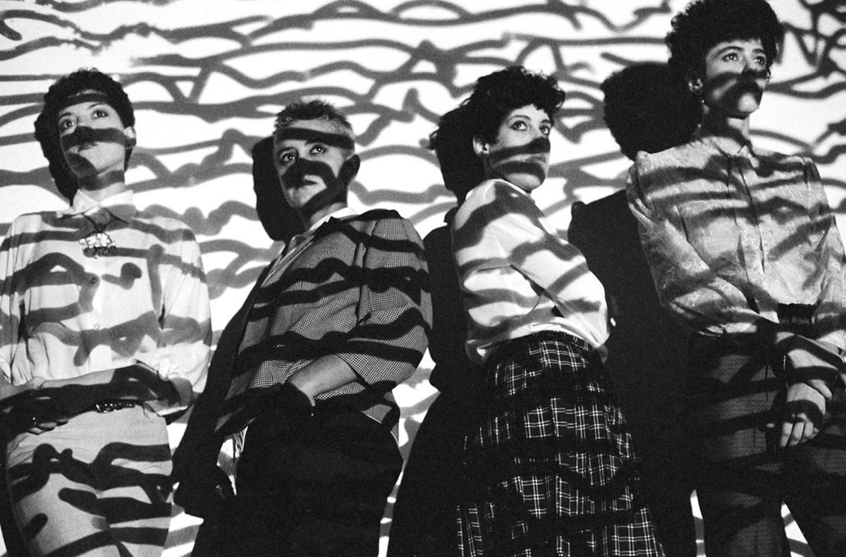 Banda punk Mercenárias, sucesso na cena indie dos anos 1980, ganha biografia em 2021 | Blog do Mauro Ferreira