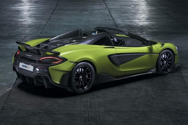 McLaren 600LT Spider e 720S Spider (Foto: Divulgação)