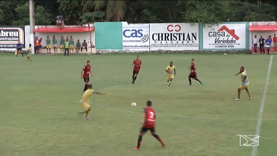 Moto vence Santa Quitéria e assume liderança isolada do Campeonato Maranhense