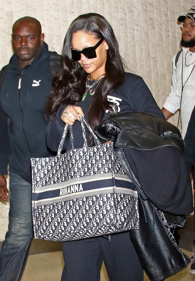 Rihanna (Foto: Backgrid)