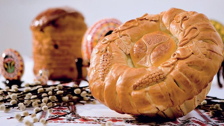 pascha-pao-ucrania-pascoa-receita (Foto: Leandro Taques)