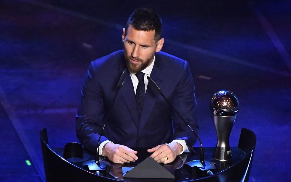 Lionel Messi — Foto: Flavio Lo Scalzo/Reuters