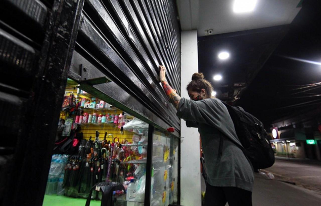 Comerciantes de Registro pedem reabertura das lojas: