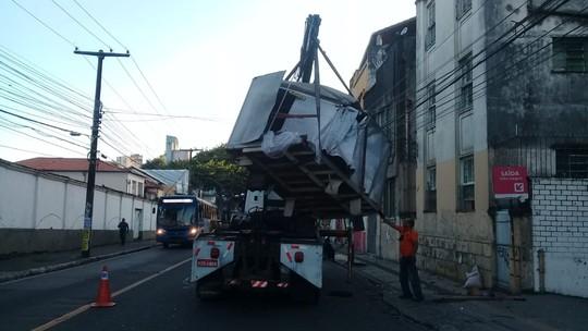 Foto: (Cid Vaz/TV Bahia)