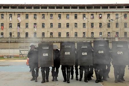notícia Encarcerados