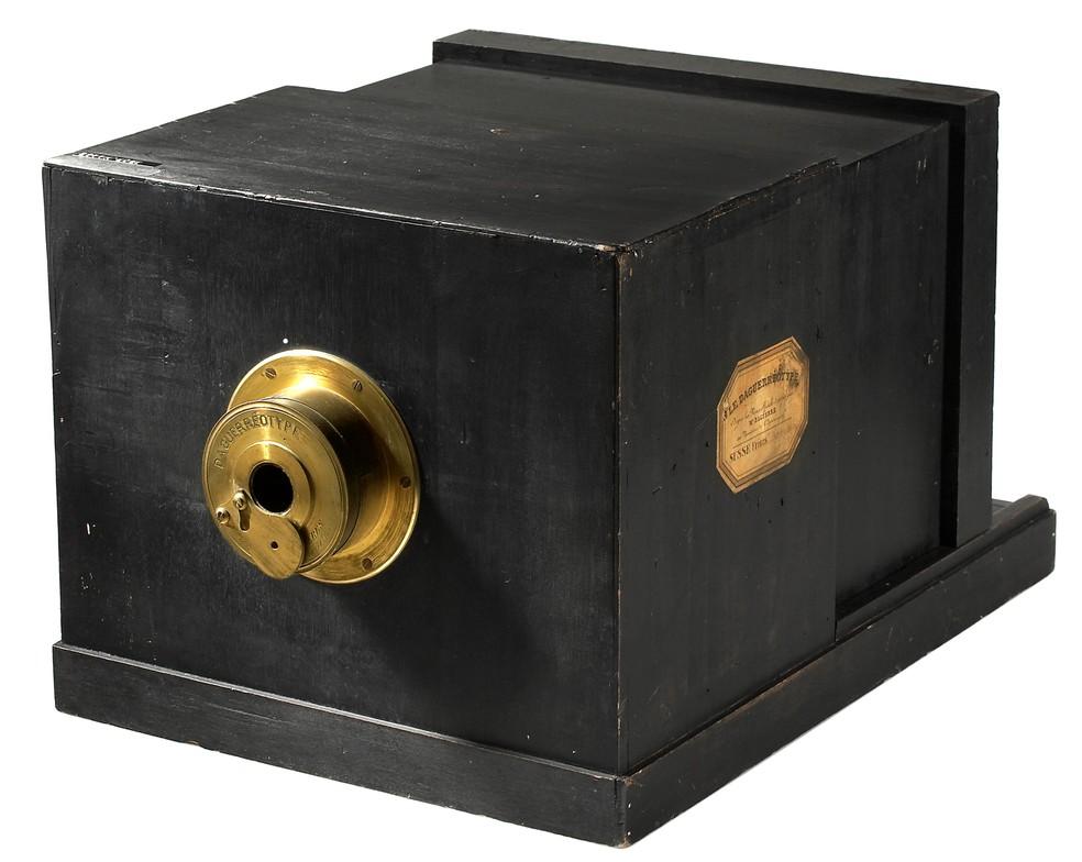 O Daguerreótipo havia sido inventado apenas cinco meses antes do registro feito no Rio. — Foto: Reprodução/Internet