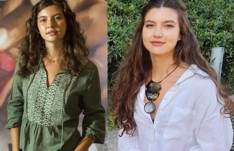 Alanis Guillen foi Rita, a protagonista da última 'Malhação' inédita, em 2019. Ela agora será Juma no remake de 'Pantanal' Reprodução