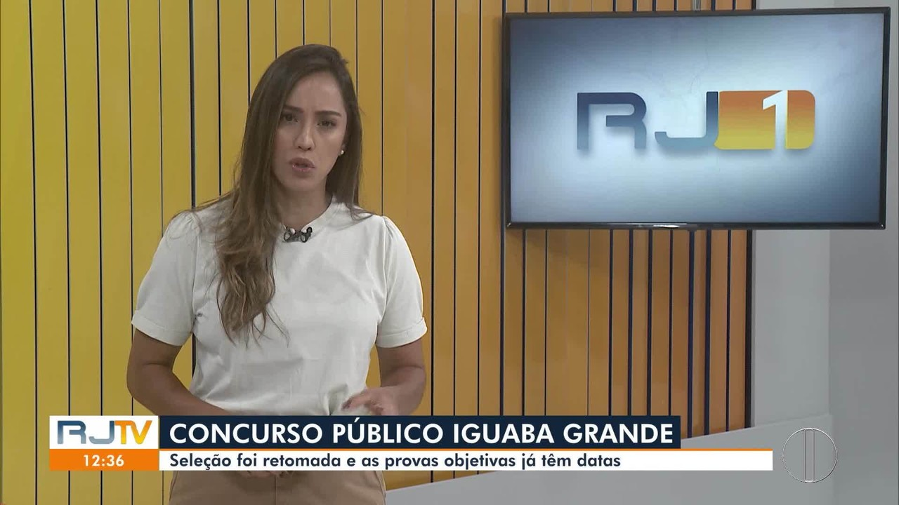Processo seletivo para o concurso público da prefeitura de Iguaba Grande é retomado