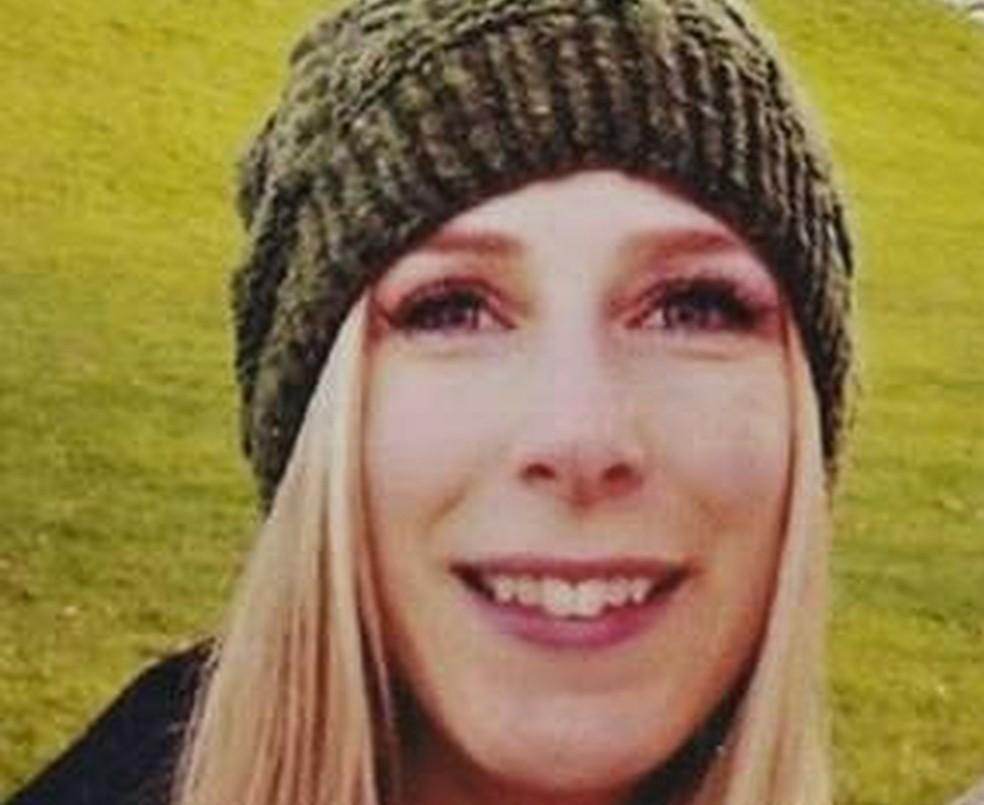 Canadense Chrissy Archibald é uma das vítimas de ataque terrorista de Londres (Foto: Reprodução/ Twitter/ Simon Little)