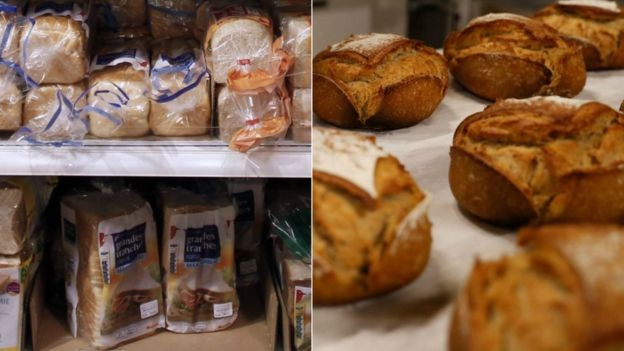 O tipo de pão que você come faz diferença? (Foto: Getty Images via BBC News Brasil)