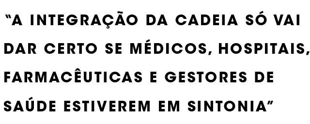 Para Patrick Eckert, presidente do laboratório Roche no Brasil,  o que mais investe em P&D do mundo, a indústria farmacêutica  tem de redefinir logo o desenho de seus negócios  (Foto: Ilustração: Zé Otávio)