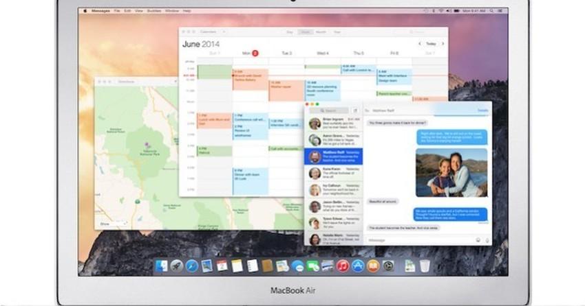 Mensagens do Yosemite: abra uma janela separada para uma conversa