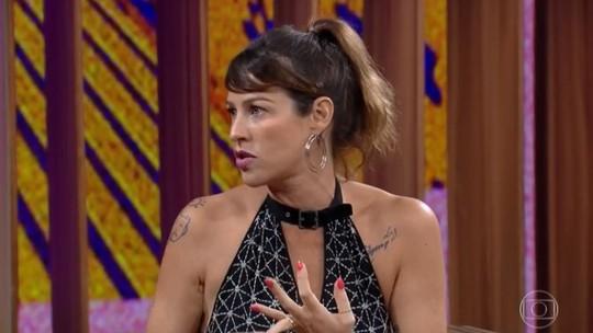 Luana Piovani sobre vida a dois: 'Tá comendo a carne, papai? Tem um ossinho pra roer!'