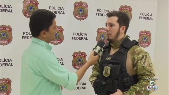 PF deflagra operação para combater caça ilegal em Porto Grande, no Amapá
