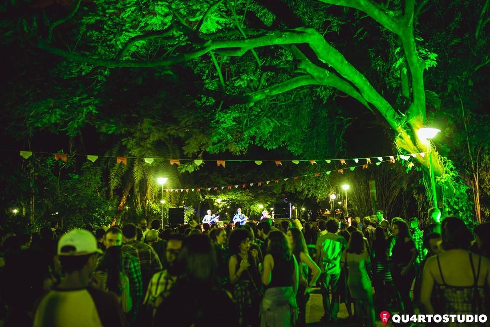 São Jânga é uma das festas que compõe a programação de festas juninas em Belo Horizonte   — Foto: Jangal/Divulgação