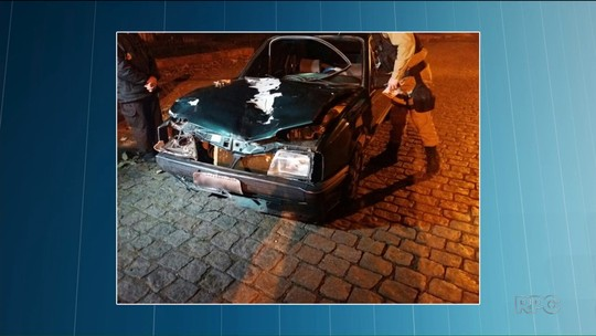 Adolescente suspeito de atropelar e matar 3 pessoas com Monza do avô se apresenta à polícia