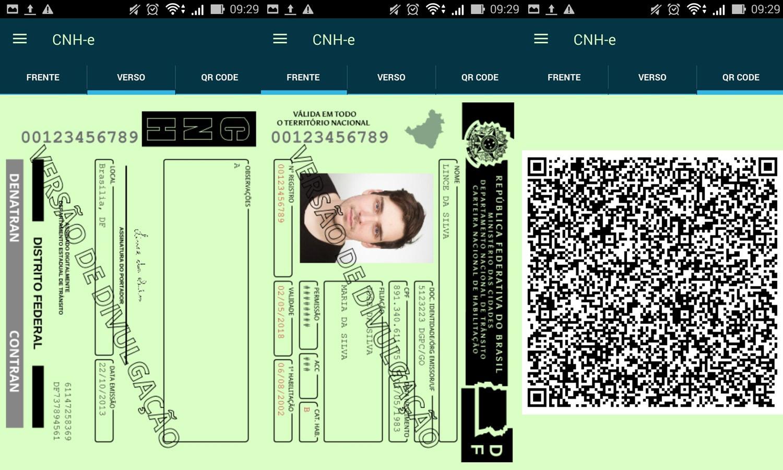 CNH digital será lançada nesta quinta no DF