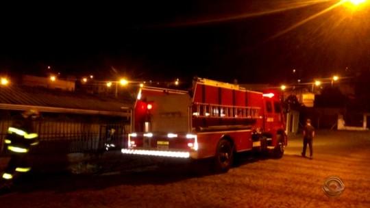 Homem morre em incêndio em Erechim