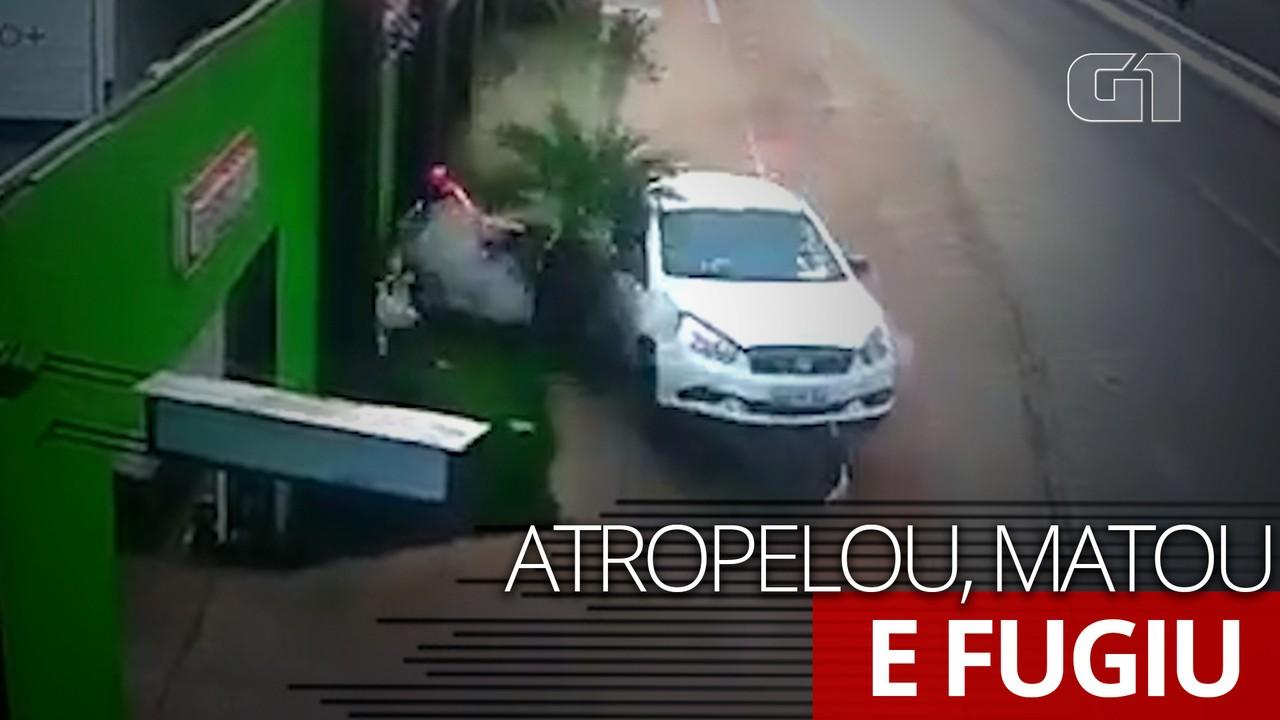 Motorista é preso após lançar carro em motociclista no MT