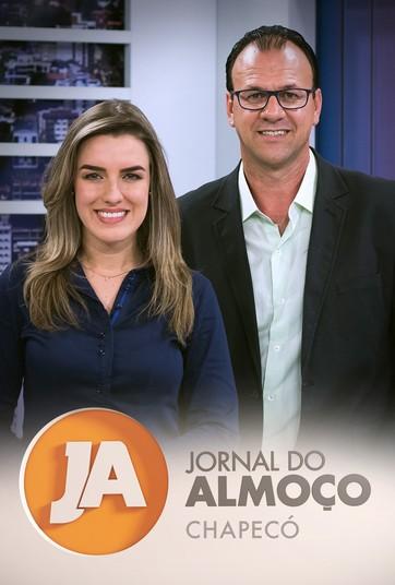 Jornal do Almoço - SC (Chapecó)