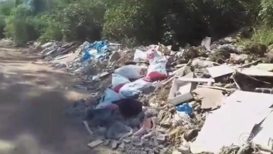 Lixão a céu aberto no Parque Internacional incomoda moradores de Campo Limpo Paulista