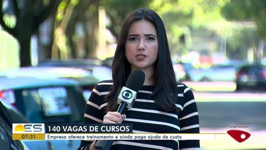 Sine da Serra, ES, abre 140 vagas em cursos para jovens na ArcelorMittal