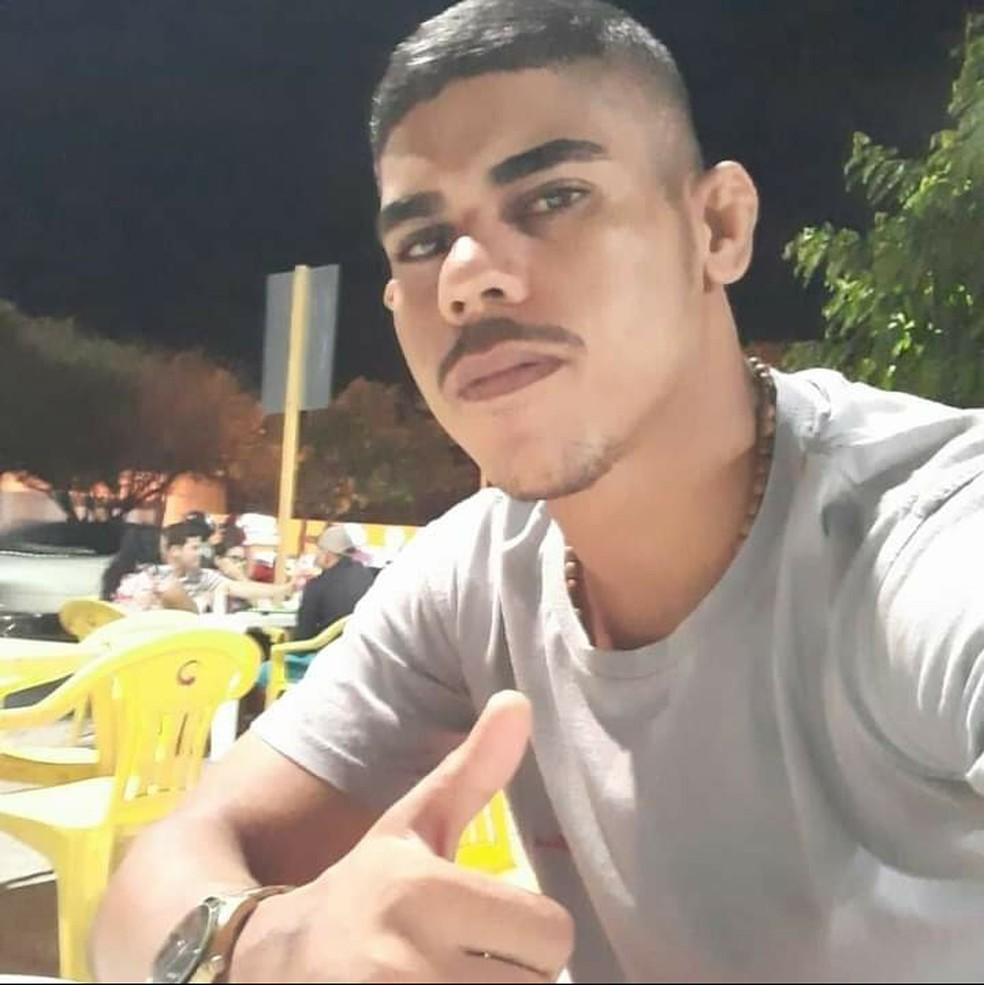 Emerson Carlos foi morto em Mossoró, RN — Foto: Arquivo pessoal