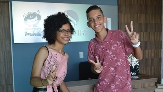'The Voice Kids': saiba mais da trajetória musical de Morgana e Marcos Prata