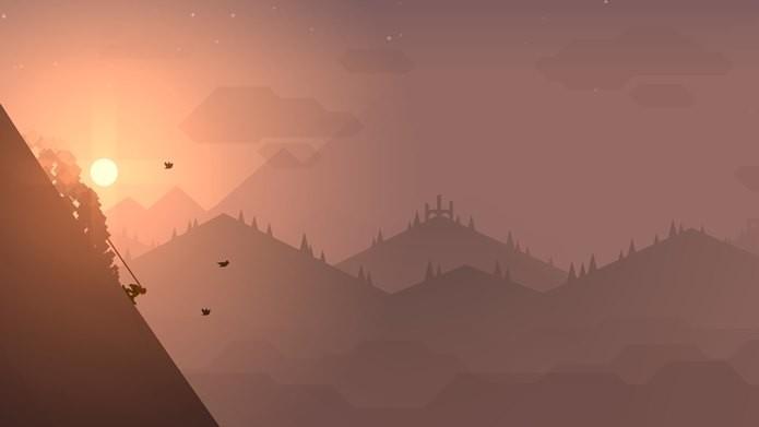 Aventura de Alto chega ao Android e é gratuita para baixar e jogar (Foto: Divulgação / Noodlecake Studios)