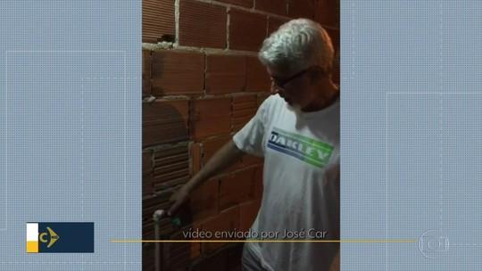 Moradores se queixam de falta d'água em dois bairros do Rio