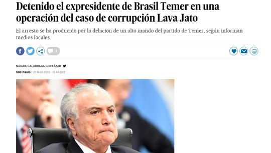 Foto: (Reprodução/El País)