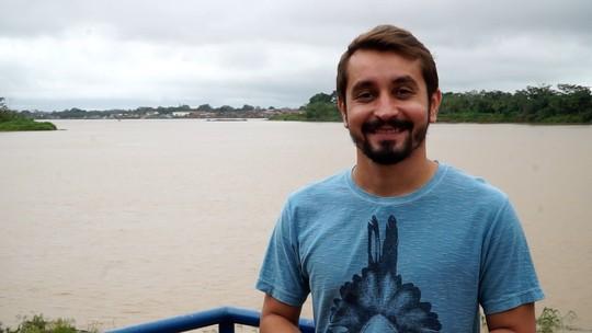 Guajará-Mirim é o destino do 'Partiu' deste sábado (1º)