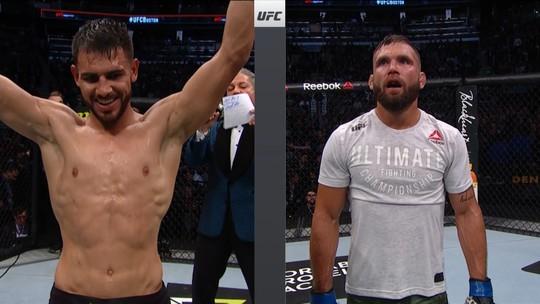 Melhores momentos da luta entre Yair Rodriguez x Jeremy Stephens - UFC Boston