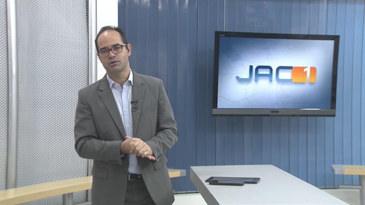Veja a íntegra do JAC1 desta sexta-feira, 30 de outubro