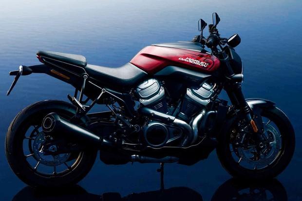 Harley-Davidson Bronx (Foto: Divulgação)