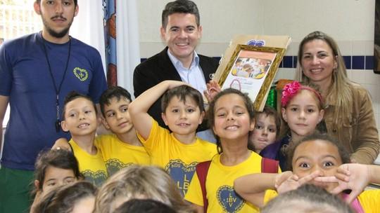 Foto: (LBV/Divulgação)