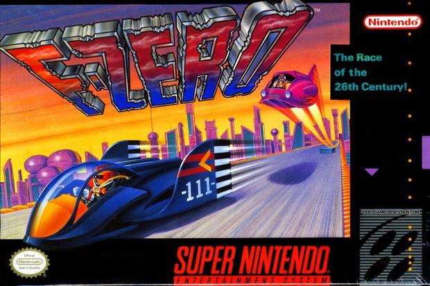 Porsche é parecido com o hovercraft Blue Falcon de F-Zero (1990) (Foto: Divulgação)