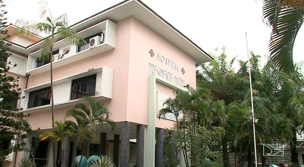 Procedimento foi realizado no Hospital Universitário Presidente Dutra, na capital. — Foto: Reprodução/TV Mirante