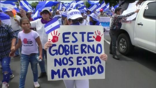 Caos na Nicarágua chega ao esporte: medo, violência, censura e perseguição