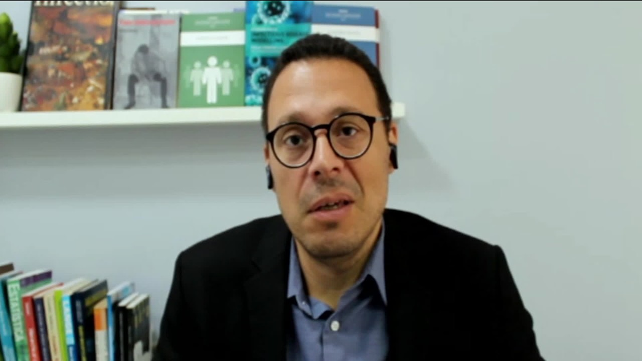 Infecções virais 'podem gerar mielite', diz infectologista Julio Croda, da Fiocruz