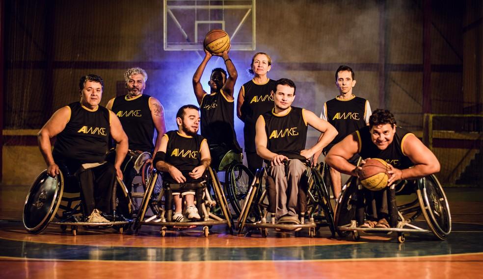 Modalidade basquete sobre rodas é uma das modalidades com inscrições abertas (Foto: Prefeitura de Ipatinga/Divulgação)