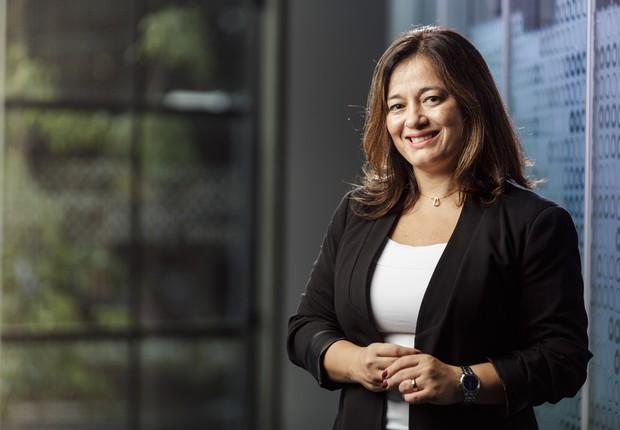Mara Maehara, CIO da TOTVS (Foto: Divulgação)