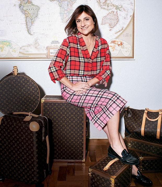 Adriana Bechara  (Foto: João Bertholini/ Arquivo Vogue)