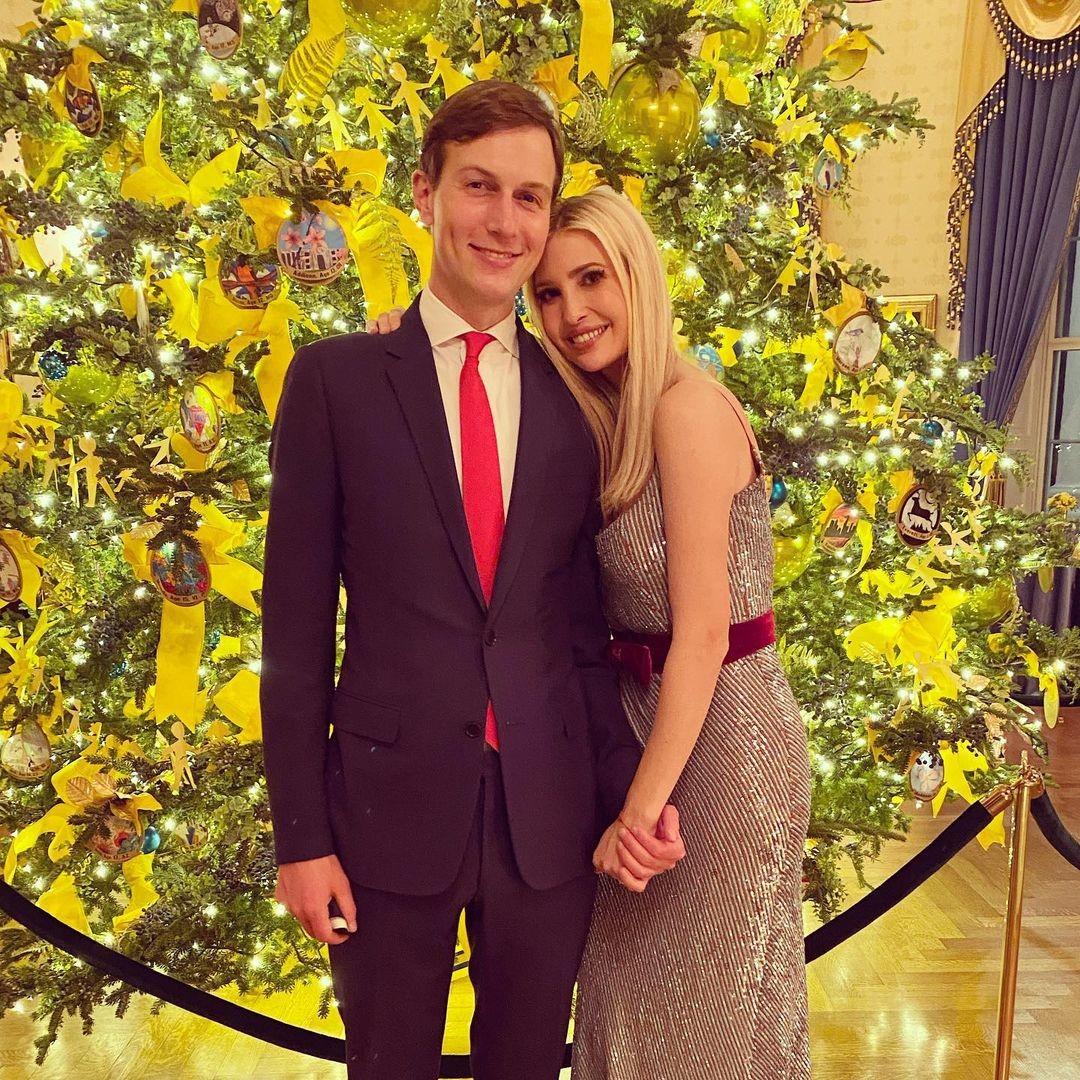 Jared Kushner e Ivanka Trump (Foto: Reprodução / Instagram)